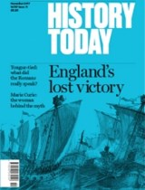 History Today  | Magazine | 9770018275141