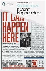 It can't happen here | Sinclair Lewis | 9780241310663