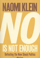 No is not enough | Naomi Klein | 9780241320884