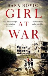 Girl at war | Sara Novic | 9780349140988