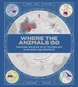 Where the animals go | James Cheshire | 9780393634020