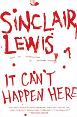 It Can't Happen Here | Sinclair Lewis | 9780451216588