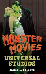 Monster Movies of Universal Studios | James L Neibaur | 9781442278165
