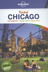 Lonely planet pocket: chicago (2nd ed)