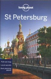 Lonely planet city guide: st. petersburg (7th ed)