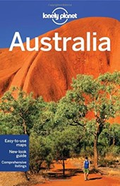 Lonely planet: australia (18th ed)
