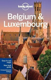 Lonely planet: belgium & luxembourg (6th ed)