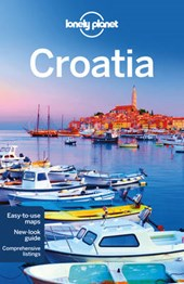 Lonely planet: croatia (8th ed)