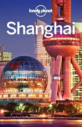 Lonely planet city guide: shanghai (7th ed)