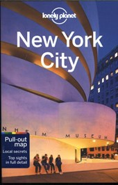 Lonely planet city guide: new york city (10th ed)