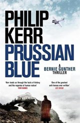 Prussian blue | Philip Kerr | 9781784296490