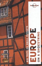 Lonely planet: europe on a shoestring (9th ed)