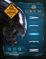 Alien: augmented reality survival manual | Owen Williams | 9781787390041