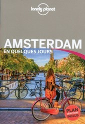 LONELY PLANET AMSTERDAM / FRANS