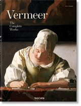 Jan Vermeer. Complete Paintings | Dr Petra Lamers-Scheutze | 9783836536417