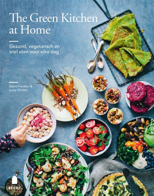 The Green Kitchen at Home | Frenkiel, David& Vindahl, Luise | 9789023015437