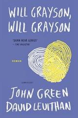 Will Grayson, will grayson | John Green; David Levithan |