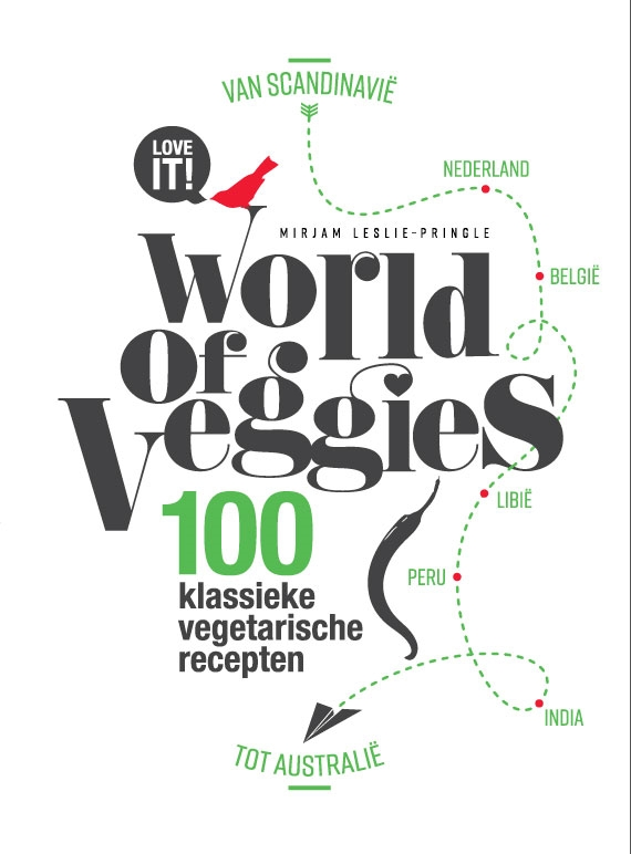 World of veggies | Leslie-Pringle, Mirjam | 9789048839414