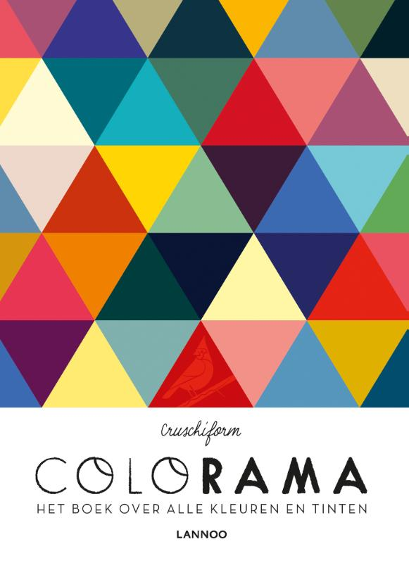 Colorama | Cruschiform | 9789401446839