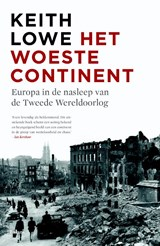 Het woeste continent | Keith Lowe | 9789460037948