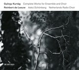 Complete Works for Ensemble and Choir | György Kurtág | 0028948128839