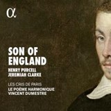 Son of England | Henry Purcell & Jeremiah Clarke | 8718456068193