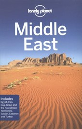 Lonely planet: middle east (8th ed)
