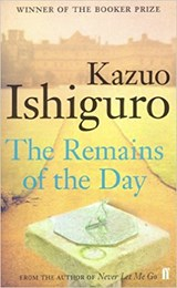 Remains of the day | Kazuo Ishiguro | 9780571200733