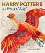 Harry potter: a history of magic | British Library | 9781408890769