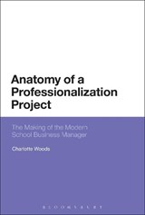 Anatomy of a Professionalization Project