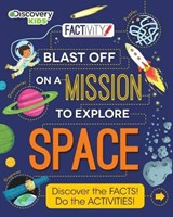 Factivity Blast Off on a Mission to Explore Space