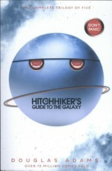 The Hitchhiker's Guide to the Galaxy Omnibus | Douglas Adams | 9781509852796