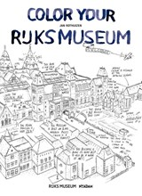 Color your Rijksmuseum