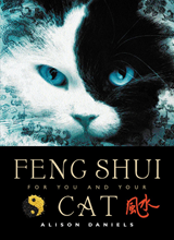 Feng Shui for You and Your Cat | Alison Daniels | 9780749921453