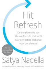 Hit Refresh | Satya Nadella | 9789400509252