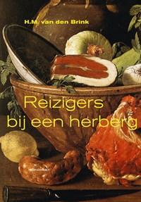 Reizigers bij een herberg | Hans Maarten van den Brink |
