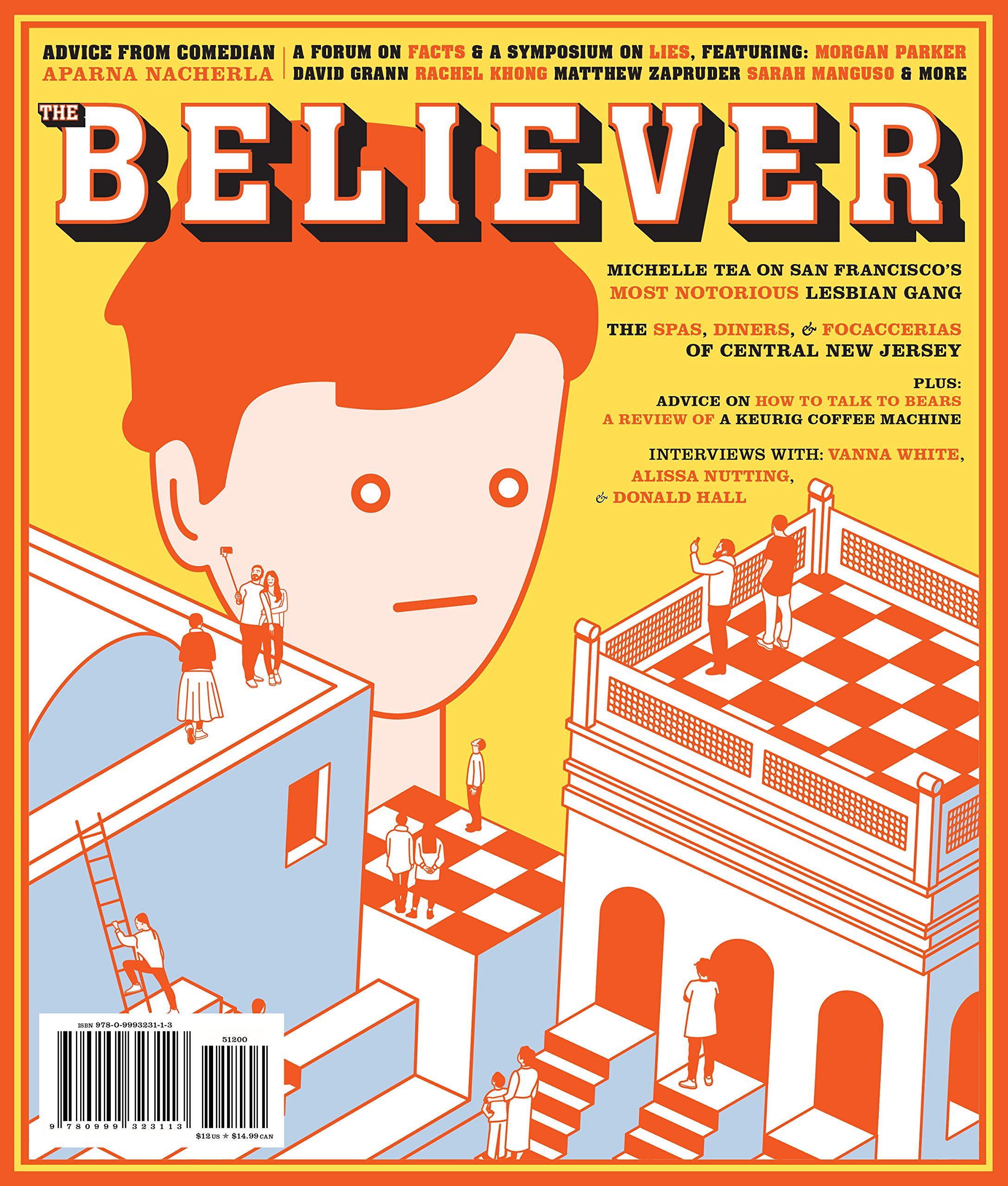 The Believer  #115  | Magazine | 0725274570126