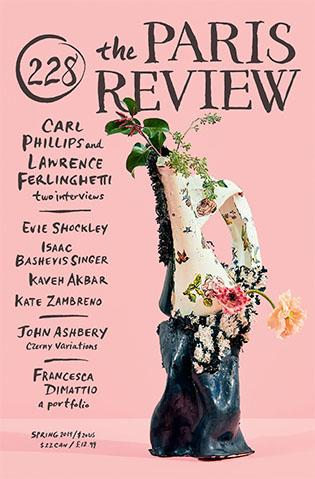 The Paris Review #222 | Magazine | 0725274648931