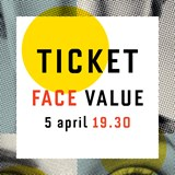 Ticket: Alexander Todorov on Face Value, 5 april | Alexander Todorov |