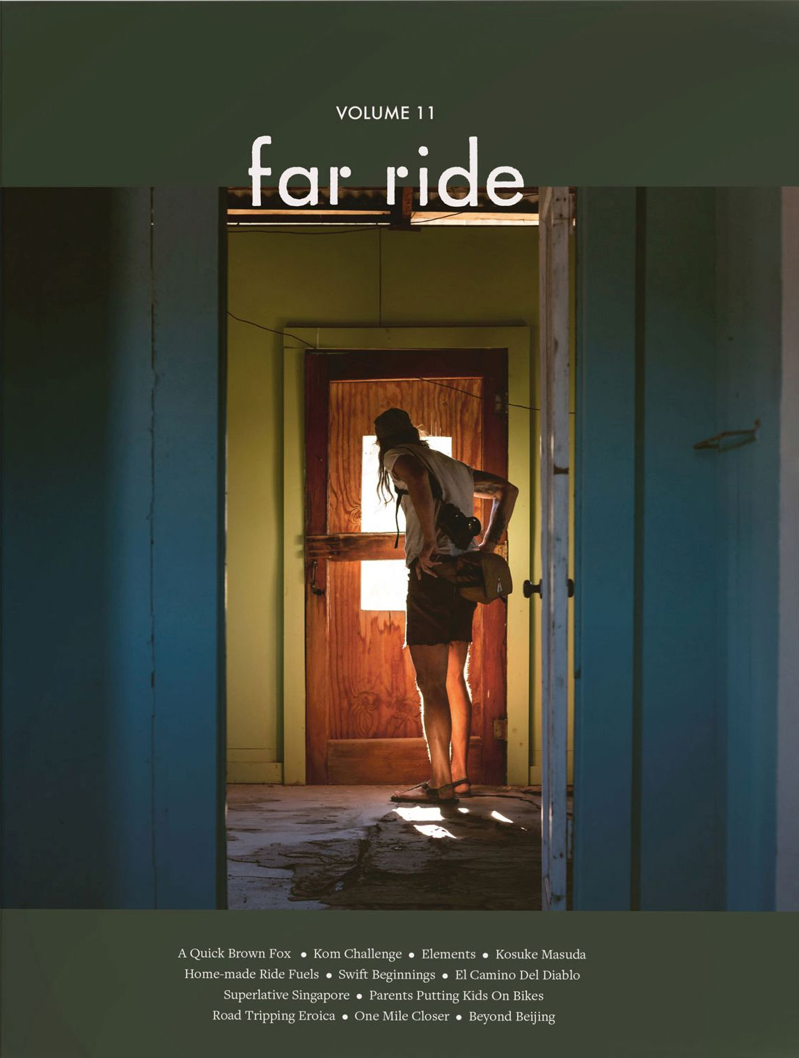 Far Ride #6 | Magazine | 9772384166009