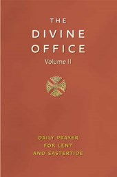 Divine Office Volume