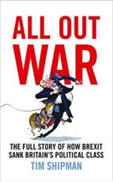 All out war | Tim Shipman | 9780008216207