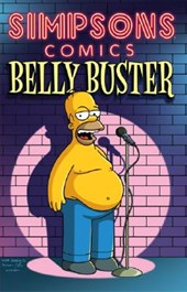Simpsons Comics Belly Buster