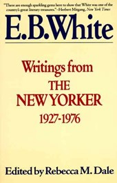 Writings from the New Yorker 1927-1976