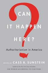 Can It Happen Here? | Cass R. Sunstein | 9780062696199