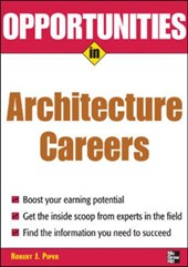 Opportunities in Architecture Careers