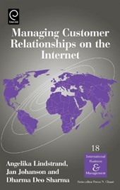 Managing Customer Relationships On The Internet