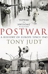 Postwar | Tony Judt |