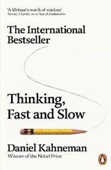 Thinking, fast and slow | Daniel Kahneman |
