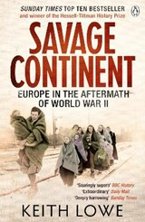 Savage Continent | Keith Lowe |